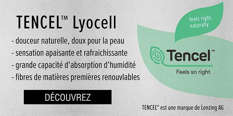Équipe - Tuniques Lyocell