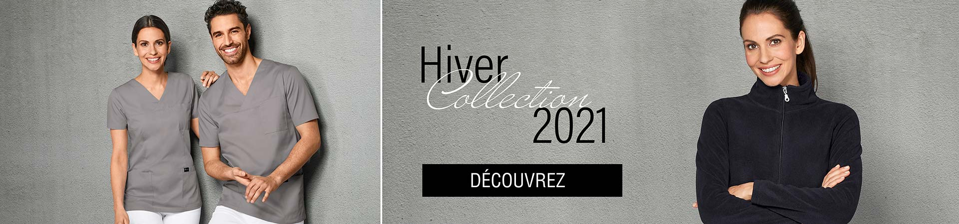 Hiver collection 2021