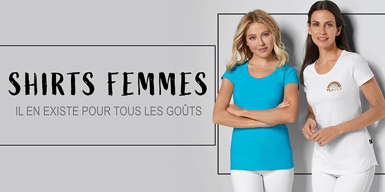 Shirts femmes